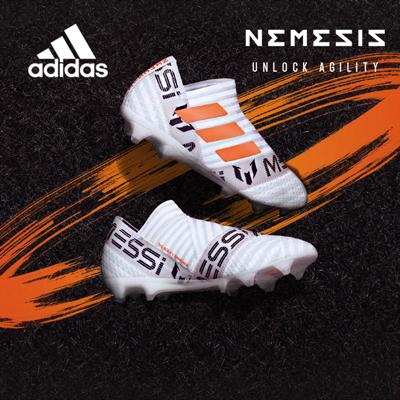 Botas y zapatillas adidas Nemeziz Messi