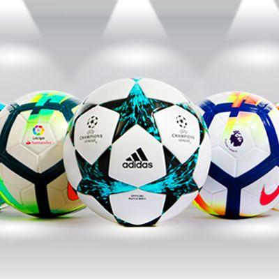 Balones oficiales de fútbol