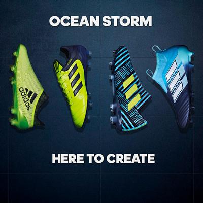 Botas y zapatillas adidas Ocean Storm
