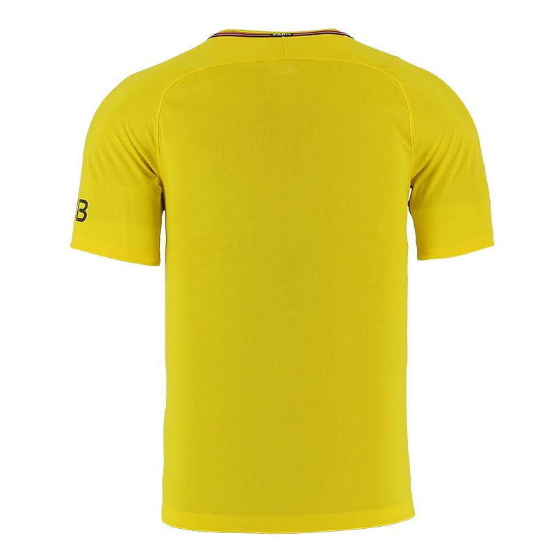 equipaciones nike amarillo