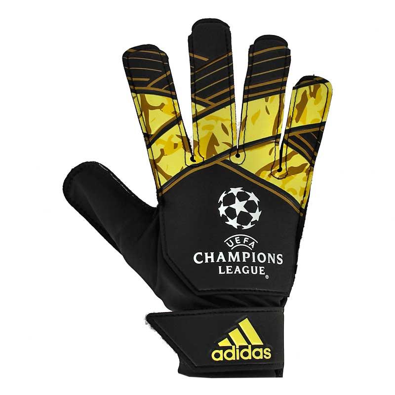 guantes nike portero dorados