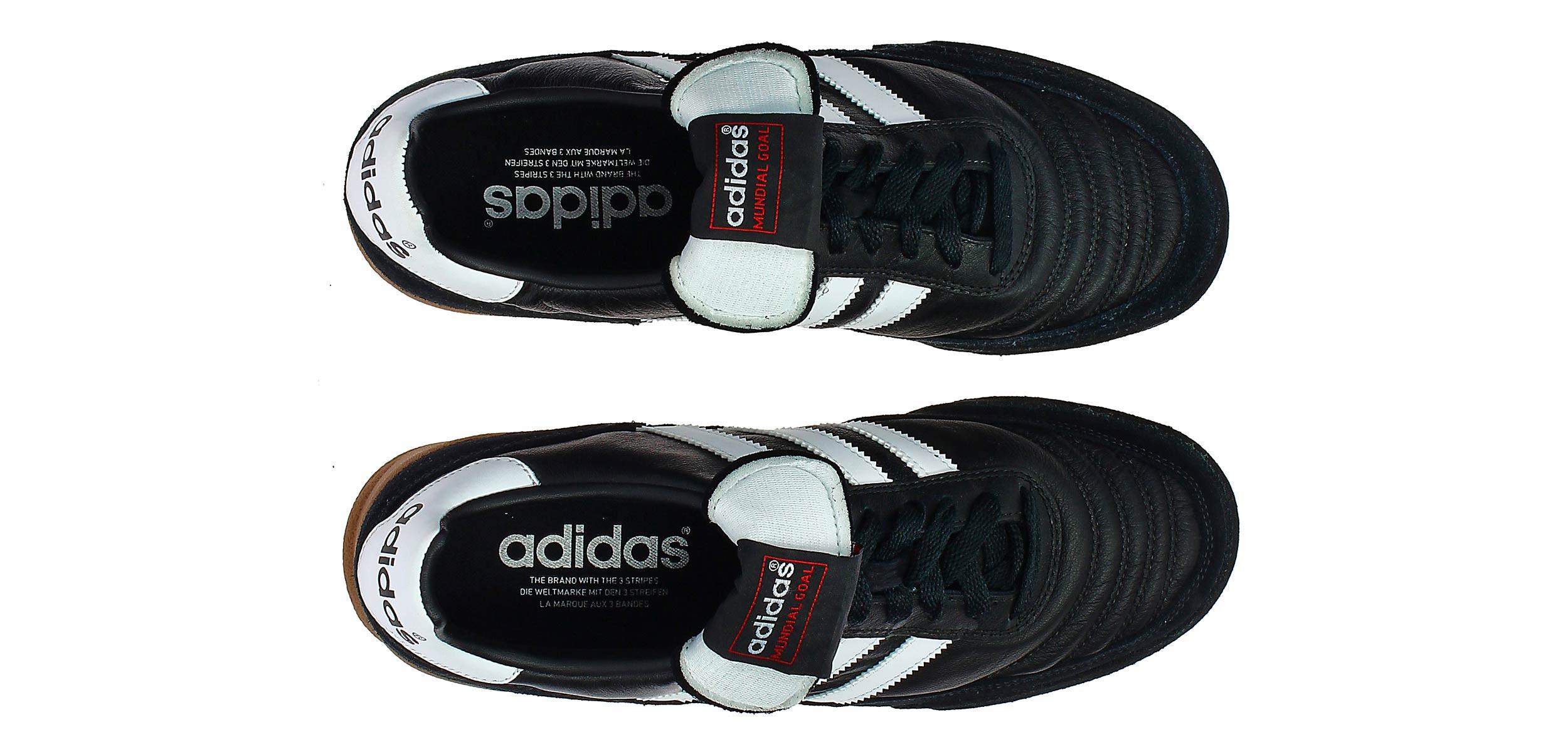 adidas Mundial Goal - Negro - Vista superior