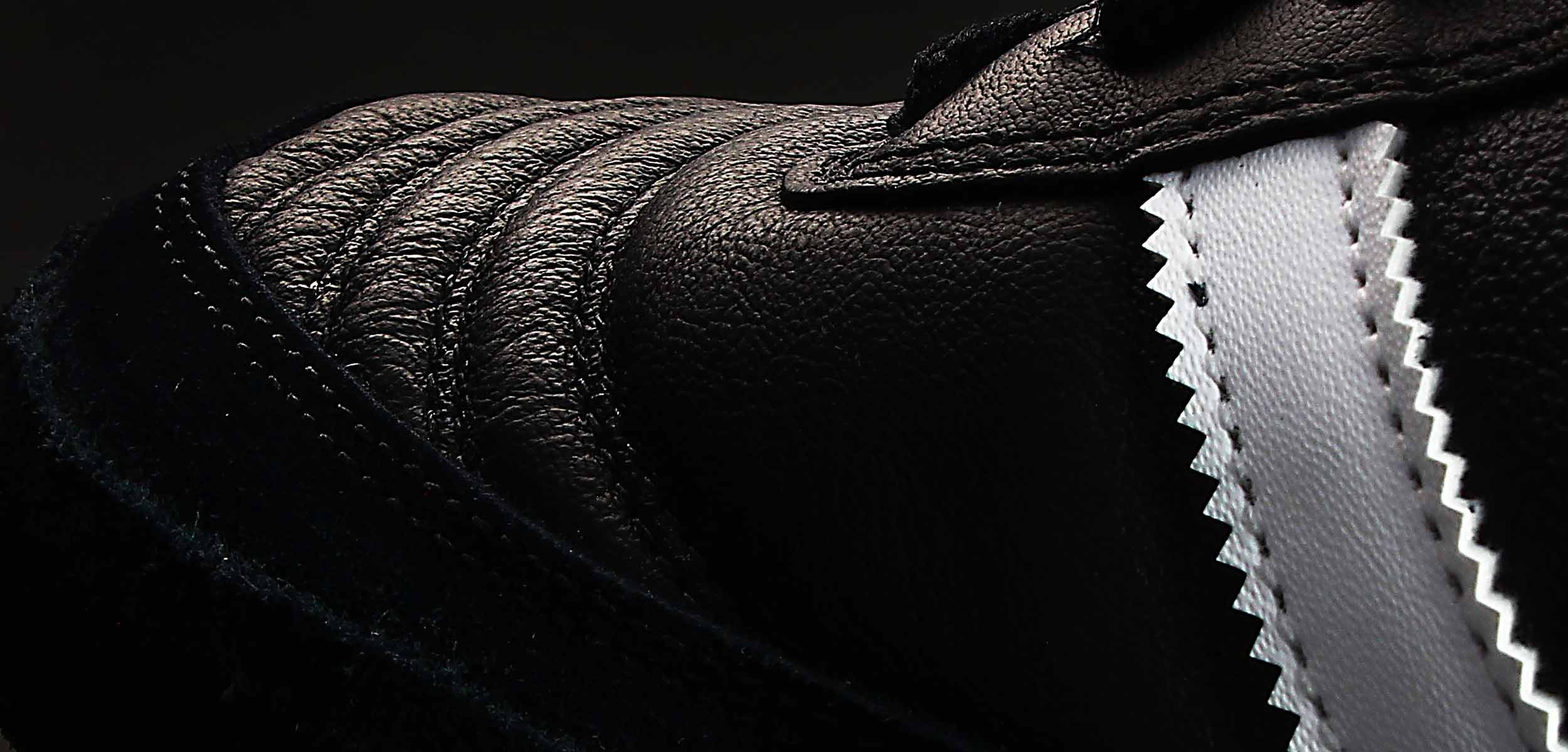 adidas Mundial Goal - Negro - Detalle lateral