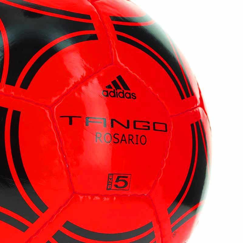Balón Tango Rosario - Pelota de adidas talla 5 - Rojo - detalle