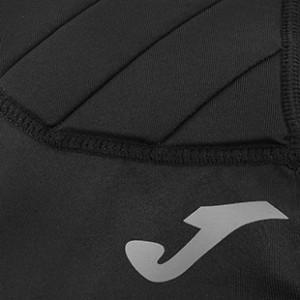 Mallas acolchadas de portero para niño Joma Protec - Negro - detalle marca