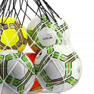 Red de 10 balones Uhlsport - Red para diez balones Uhlsport - frontal