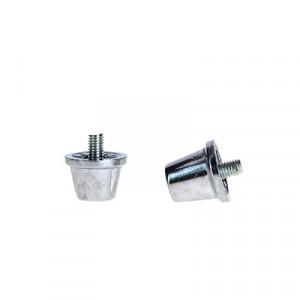 Tacos de recambio de nailon y aluminio Uhlsport - Aluminio - 1007100010200-TACOS aluminio
