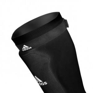 Sujeta medias adidas - Negro - detalle