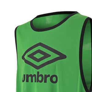 Peto Umbro Hunter - Peto de entrenamiento de fútbol Umbro - Verde
