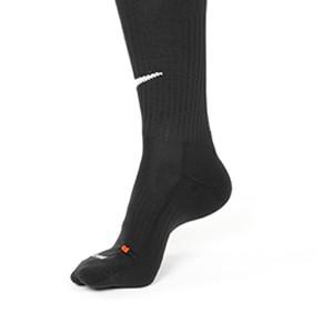 Medias acolchadas Nike Classic II - Negro - empeine