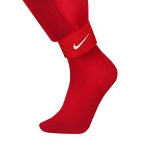 Cinta sujeta espinilleras Nike - Guard Stay II Nike para sujeción de espinilleras - Rojo - detalle