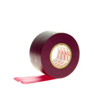 Esparadrapo - Tape 38mm Premier Sock - Granate - lateral