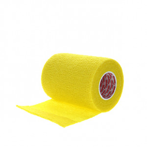 Esparadrapo - Prowrap 7,5 cm Premier Sock - Amarillo - lateral
