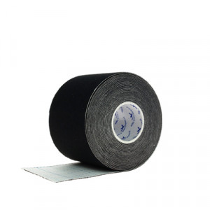 Cinta Kinesiology Tape - Negro - TAPEKIN01-Cinta kinesiology tape