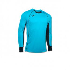 Camiseta de portero para niño de manga larga Joma Protec - Azul turquesa - frontal