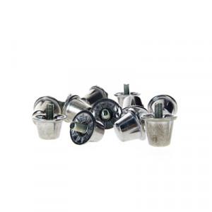 Tacos de recambio de aluminio 12 Uds Rucanor - Aluminio - 2732901-Tacos Aluminio