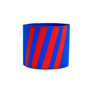 Brazalete de capitán azulgrana Arquer - Azul / Rojo - frontal