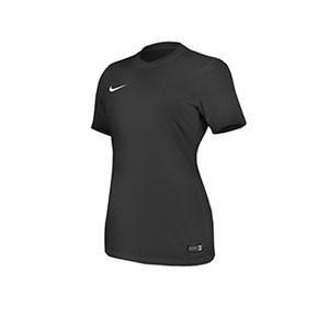 Camiseta Nike Park VI mujer  - Negro - frontal