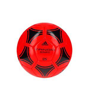 Balón Tango Rosario - Pelota de adidas talla 5 - Rojo - frontal
