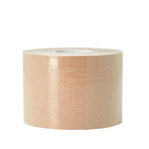 Cinta Kinesology Tape - Tape para uso fisioterapéutico de Kinesio Tape - Color carne - frontal