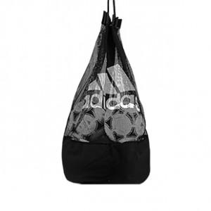 Bolsa portabalones adidas - Negro - frontal