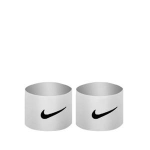 Cinta sujeta espinilleras Nike - Guard Stay II Nike para sujeción de espinilleras - Blanco - frontal