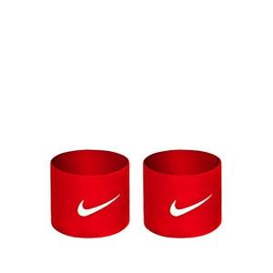 Cinta sujeta espinilleras Nike - Guard Stay II Nike para sujeción de espinilleras - Rojo - frontal