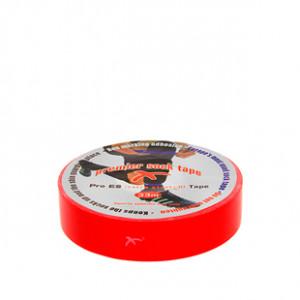 Tape 19mm Premier Sock rojo - Cinta elástica sujeta medias - rojo - frontal