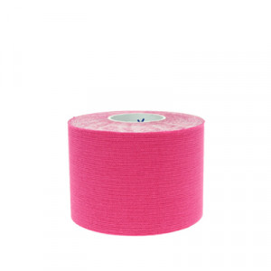 Cinta Kinesiology Tape - Rosa - TAPEKIN03-Cinta kinesiology tape