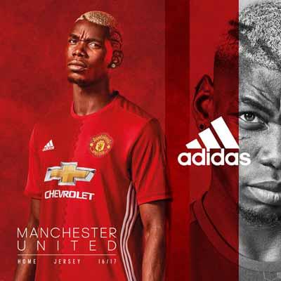 Man. United 2016 2017