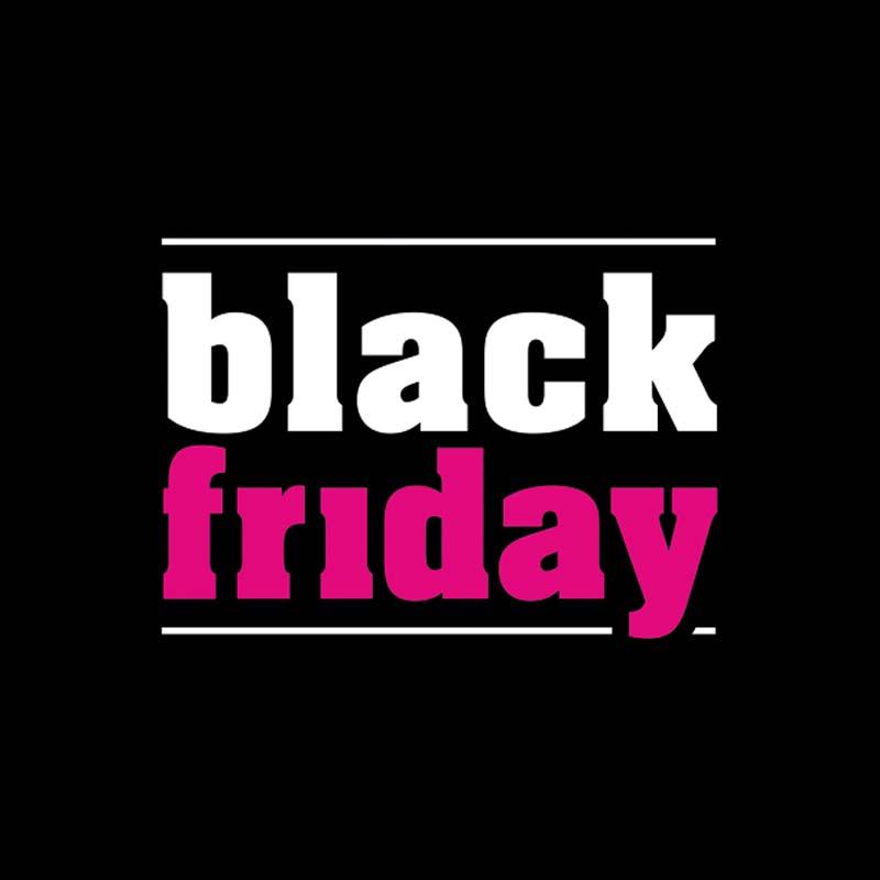 ¡Ya es Black Friday!