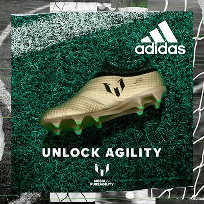 Botas adidas Messi