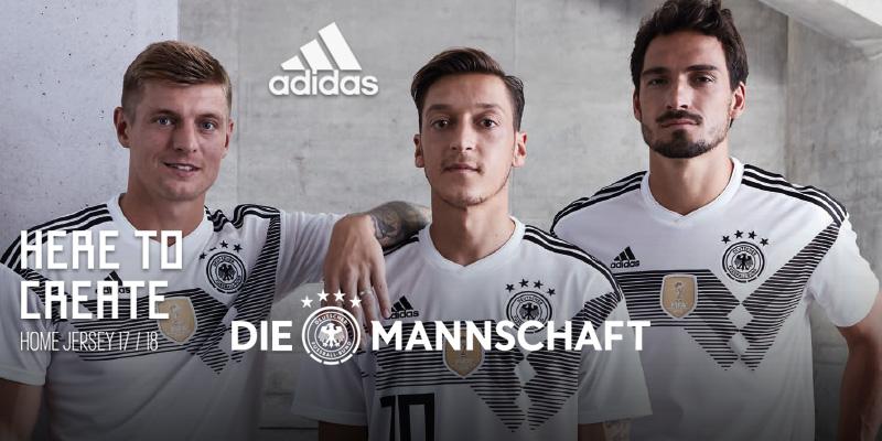 Equipación Alemania niño