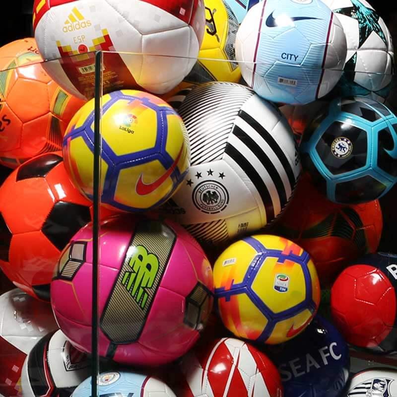 Balones fútbol niño