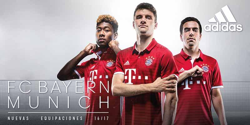 Bayern Munich 2016 2017