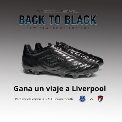 Botas fútbol Umbro Medusae Blackout
