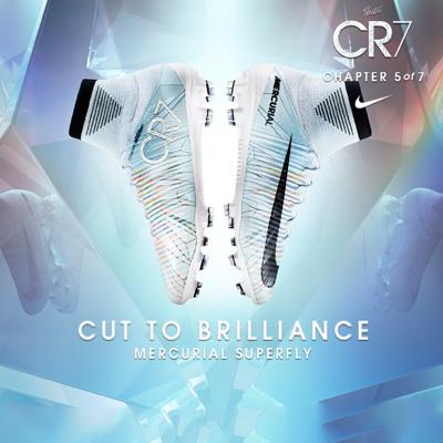 Botas Nike CR7