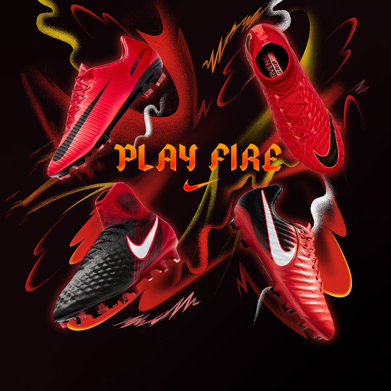 Nike Play Fire