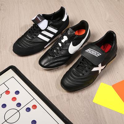 Calzado técnicos y árbitros