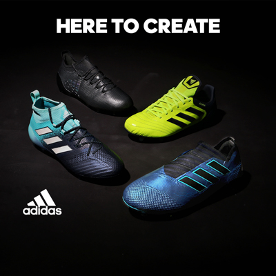 Botas fútbol adidas