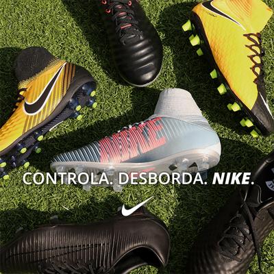 Botas de fútbol Nike