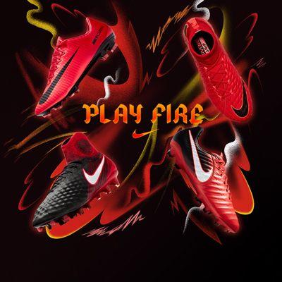 Nike Play Fire niño