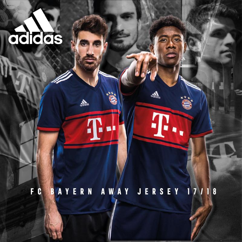 Bayern Munich 2017 2018