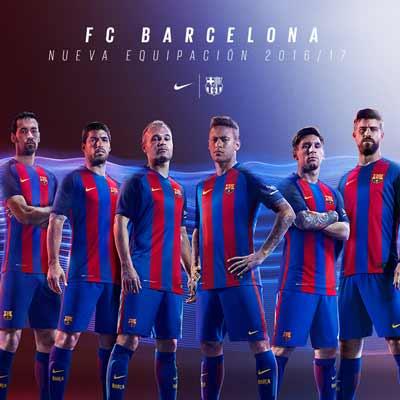 FC Barcelona 2016 2017