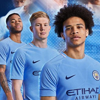 Manchester City 17/18