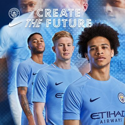 Manchester City 17/18