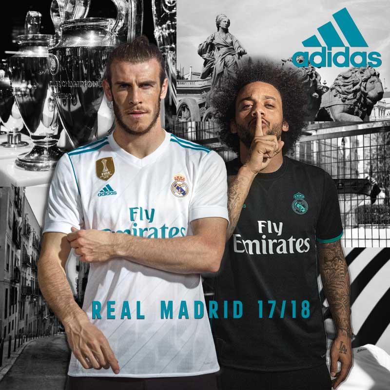 Real Madrid 17/18