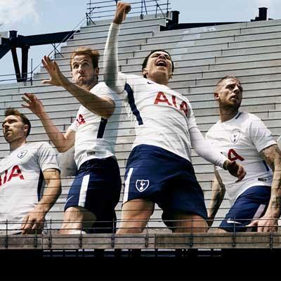 Tottenham FC 17/18