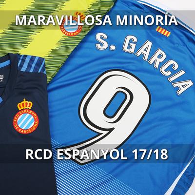 RCD Espanyol 17/18