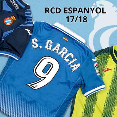 RCD Espanyol 17/18 niño